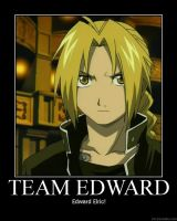 Team Edward Elric by Koriin-hime