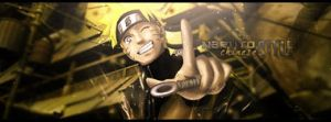 Naruto Chinese Style sig by dsquaredgfx