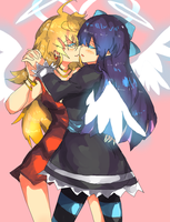 Panty X Stocking by DaisukiFlandre