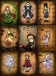 Rozen Maiden Collection by DAV-19