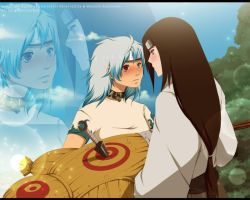 Sada and Neji by annria2002