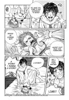 Hetalia doujinshi Lovino and the Bear 11 by mitssuki