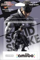 Solid Snake, Amiibo box (SSBB Collection) by CharretteMan