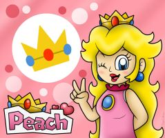 Yey, Peach!! Let's Go!! by SuperLakitu