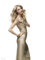 Taylor Swift PNG by RosaCyrus