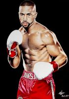 Roy Jones Jr by MLBOA