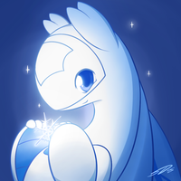 Snowy: Icon Commision for Latias-and-Latios by streetdragon95