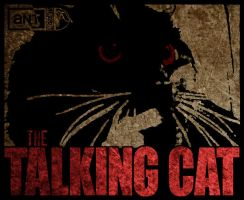 THE TALKING CAT by Antares-DeathArt