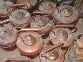 as suweira: teapots by cHeMiCaL--sToCk
