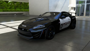 SCPD - 2015 Jaguar XKR-S GT - Front by xboxgamer969