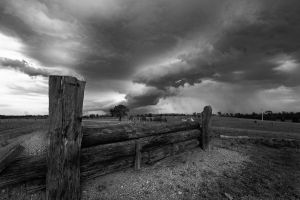 View to a Storm by Sun-Seeker