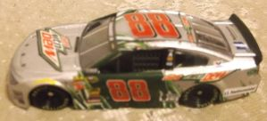2015 Dale Earnhardt Jr #88 Diet Mtn Dew Chevy car by Chenglor55