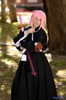 Yachiru in the gardens 5 by YachiruFoxTailFairy