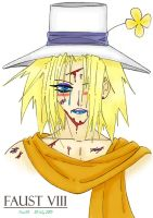 Faust VIII of Shaman King by FrauV8