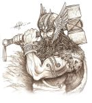 Thor by artstain