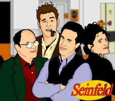 Seinfeld 2 by TomTrager