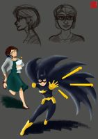 Batgirl?? by TheAmateurAesthete