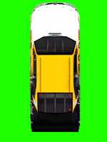 Yellow NASCAR Sprite by Mister-Cooper