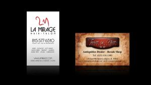 Business Cards by bazikg