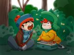 South Park -  Lunch time by Joxem
