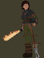 Hiccup (Httyd 2) by Golloperaa