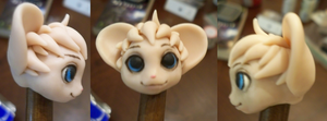 Mouse Boy WIP by LittleMacarons