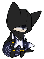 .:G:. So I herd you liek chibi~ Aiden by KayeilE