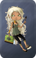COM - Chibi Mekhare by Liloutte