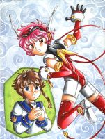Angelic Layer shivvies BORING by Demyrie