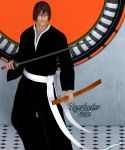 Bleach OC: Ranmaru Hatachi by Tygerlander