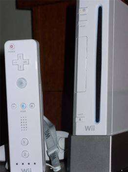 My White Wii by halo2fast