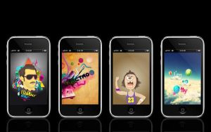 iPhone Wallpapers by timmens