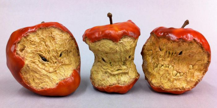Bad Apple Group Painted by AlfredParedes