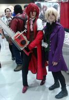 Alois and Grell by SwimFree