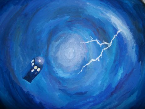 Doctor Who Vortex by gg29