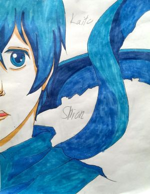 Vocaloid: Kaito Shion by YouJustGotAnimated