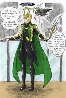 Loki's intentions by Harinezumi69