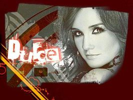 Dulce Maria lights by tatica883