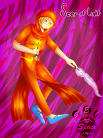 Seer of Light | Homestuck | 413 Special by MyDrawingSpace888