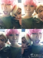 B.A.P POWER ZELO YOUNGJAE COSPLAY by YEYINGdynasty