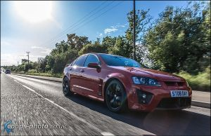 Vauxhall VXR8 3 by cooperad