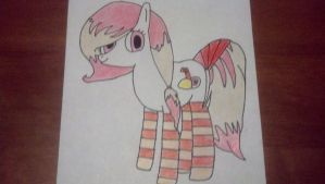 My Attempt At Drawing by Wolf427