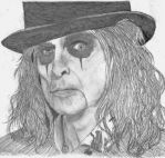 Alice Cooper by fairyville