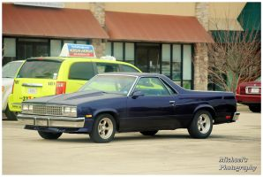 Very Sharp El Camino by TheMan268