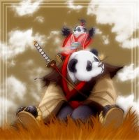 War craft III pandas by nk-complex