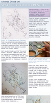 WaterColourPencil Guide: Part1 by IceyDew