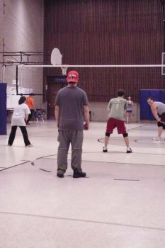Volleyball: Game 1 pic 1 by OddDreams101