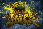 Tyler The creator by MarcosMachina