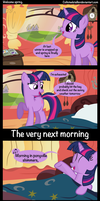 Welcome spring. by Coltsteelstallion