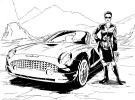 James Bond Cars Commission 13 by aminamat